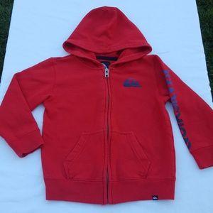 Quicksilver Zip-up Sweatshirt